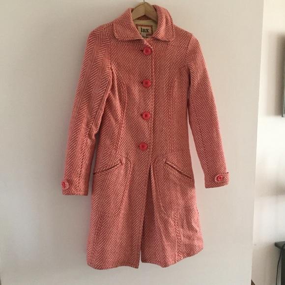 Lux Jackets & Blazers - Lux Spring Coat Size XS